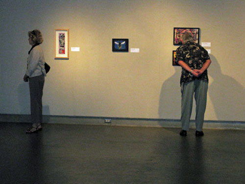 William Struby Art Exhibit