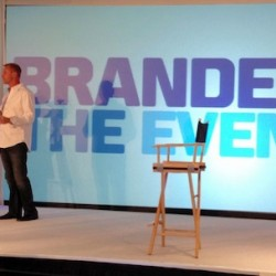 Wade Hinderks of Purpose Into Profits gives a video testimonial for Re Perez's Branded the Event.