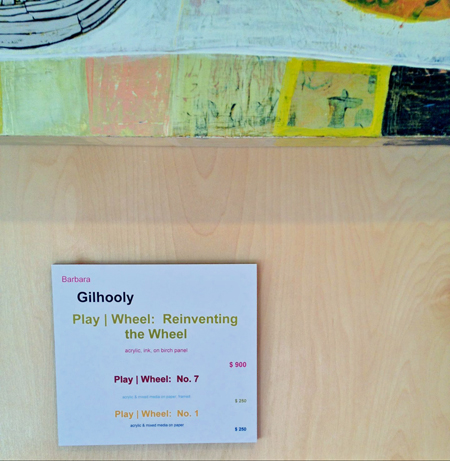 Pointers on Wall Labels for Your Art Exhibition « Art Biz Blog