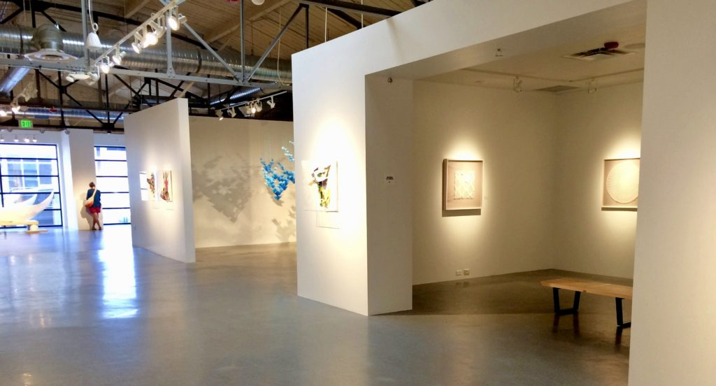 Art Exhibition at Metro State Gallery - Denver