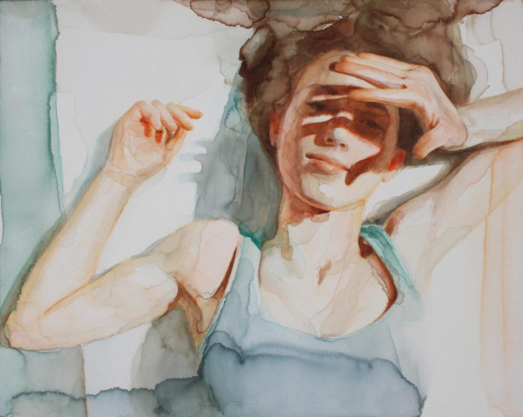 Artist Ali Cavanaugh's evermore