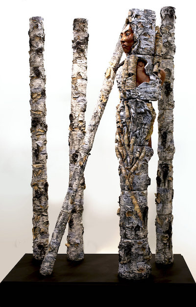 Sculpture by Georgina Lohan